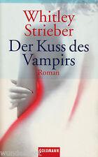 Der KUSS de VAMPIRO - Whitley STRIEBER tb (2002)
