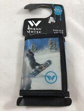 Brand New Shaun White Trifold Lenticular Wallet Snowboarding Money