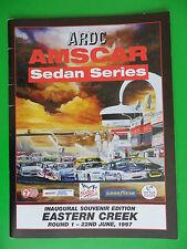 EASTERN CREEK PROGRAM  June 1997 AMSCAR FORD HOLDEN FORMULA FORD SPORTS  NEW