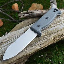 Ontario Knife Company SK-5 Blackbird Micarta Handle Fixed Blade Knife 7500