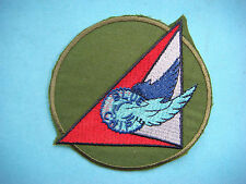 """VIETNAM WAR PATCH, USAF 7th COMMAND AND CONTROL SQUADRON """"BLUE CHIP """""""