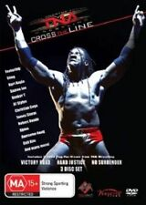 TNA - Cross The Line NEW 3-DVD Victory Road Hard Justice No Surrender wrestling