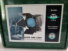 Tungsten Vima Light Mini 4 Panel With Hotshoe Attachment and Dichroic Filter