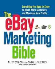 The eBay Marketing Bible: Everything You Need to Know to Reach More-ExLibrary