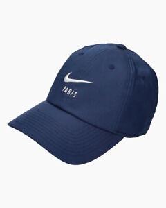 PSG Nike Cappello Berretto Hat tg Unisex Blu Heritage 86 2021 22