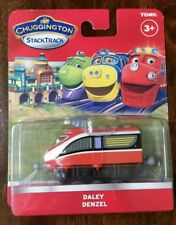 CHUGGINGTON DALEY Delivery Train Red Stacktrack High Performance NEW