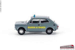 BREKINA 22509  - H0 1:87 - Auto modellino Fiat 127 livrea Guardia di Finanza
