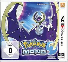 Pokémon Mond (Nintendo 3DS, 2016, DVD-Box) - Neu - OVP