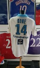 Maillot jersey maglia camiseta trikot shirt om Marseille 2008 2009 kone XL 08 09