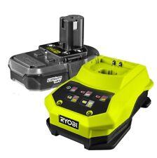 Ryobi One+ 18V Li-ion Battery & Charger Starter Kit