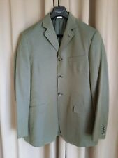 Vintage Dolce & Gabbana Green Men's Suit