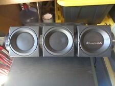 WHARFEDALE Modus Cube Center Speaker Set (3 in 1) Made in UK-Rare Vintage