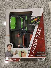 Laser Tag Game Wireless MAJIK Dueling Laser Tag Set Two Guns Kids Toys Gift game