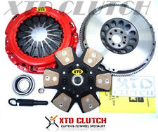 XTD® STAGE 3 MIBA CLUTCH & RACE FLYWHEEL KIT FITS 350Z  G35  VQ35