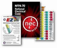 2020 National Electrical Code NEC Paperback Softbound w/ EZ Tabs Formula Study