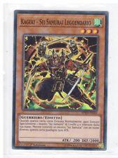 Yu-Gi-Oh Kageki - Sei Samurai Leggendario SPWA-IT043 Super Rara Ita