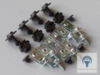32 Teile Unterfarschutz Motorschutz Clips Audi A4 B5 Seat Exeo Superb Passat