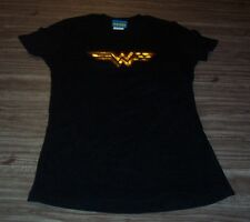WOMEN'S TEEN DC COMICS WONDER WOMAN T-shirt Justice League MEDIUM NEW