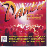 VARIOUS ARTISTS-DANCE HITS OF THE EIGHTIES CD   Very Good