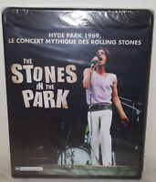 ROLLING STONES - STONES IN THE PARK - NUOVO NEW - BLU-RAY