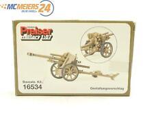 E135 Preiser Military H0 16574 Bausatz Sonderanhänger SdAnh 51 DR