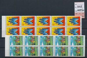 LO39866 Japan mixed thematics sheets MNH fv 1600 YEN