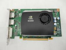 Nvidia Quadro FX580 PCIe DVI / Dual DP Video Graphics Card 180-10788-0005-A00
