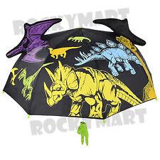 "30"" Children's (DINOSAUR) CHARACTER Umbrella with Fun Handle RM4203"