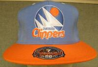 New San Diego Clippers Adult Mens Sizes 7 1/8-1/4-3/8-1/2-8 M&N Cap Hat $30