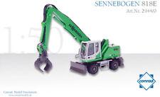Conrad 2944 Sennebogen 818E Material Handling Machine Die-cast 1/50 MIB