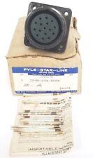 NIB PYLE-STAR-LINE ZP-WO-1716-325SN NEPTUNE SERIES SQUARE FLANGE RECEPTACLE