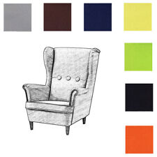 Custom Made Cover Fits IKEA Strandmon Children's Armchair, Replace Chair Cover