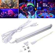 30cm UV LED Röhre Schwarzlicht Schwarzlichtröhre mit EU-Stecker Party Club Dekor