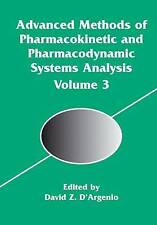 Advanced Methods of Pharmacokinetic and Pharmacodynamic Systems Analysis (The Sp
