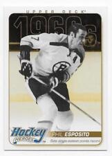 11/12 UPPER DECK 1960s HOCKEY HEROES Hockey (#HH14-HH26) U-Pick from List