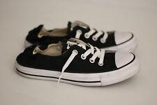 Womens Converse All Star Chuck Taylor Shoreline Sneaker - Black - 7US