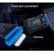 Mini Vacuum USB Cooler Air Extracting Cooling Pad Fan For Notebook Laptop PS4