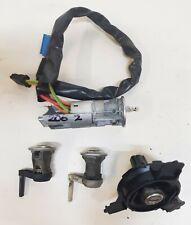 2001 > PEUGEOT 206 IGNITION BARREL SWITCH & LOCK SET
