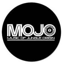 "MOJO Music Of Jungle Origin 12"" SLIPMATS - Single or Pair - DJS / TURNTABLES"