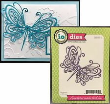Open Scroll Butterfly metal die Impression Obsession Dies DIE253-U Insects