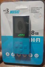 MP3 Player Bluetooth Video Images Hi Fi Music Players FM Radio Record 8GB E-Book