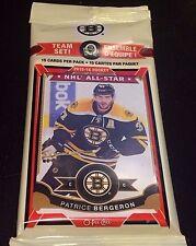 BOSTON BRUINS 2015-16 Upper Deck O-Pee-Chee Hockey NHL 15 Cards Team SET New HTF