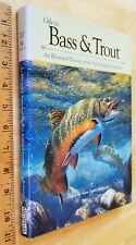 Ode to Bass and Trout Illustrated Treasury Angling Literature Robinson 1999 Hc/D