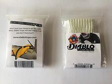 TIG Finger Scudo Termico-saldatura GLOVE Guard *** MADE IN UK *** DIABLO prodotto