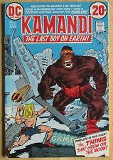 "DC Comics ""KAMANDI"" THE LAST BOY ON EARTH  # 3, Photos Show Great Condition"