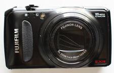 Fujifilm FinePix F500EXR 16.0MP 1080P FHD Black Digital Camera w/ EXTRAS