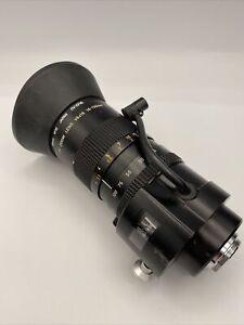 Canon TV Zoom Lens V6x16 16-100mm 1: 1.9