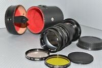 Nikon DSLR DIGITAL fit 135mm portrait lens D3100 D3200 D3300 D3400 D3500 D5300 +