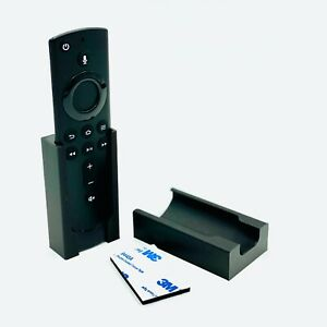 Amazon Fire Tv Stick Remote Control Holder Wall Mount No Tools Needed 4K