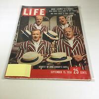 VTG Life Magazine September 15 1958 - Quartet of Bing Crosby's Boys